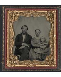 Unidentified Man, Woman, and Child and U... by Library of Congress