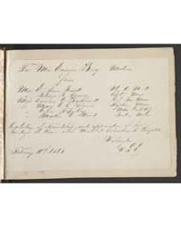 Album Dedication to Mrs. Eugenia Berry M... by Library of Congress