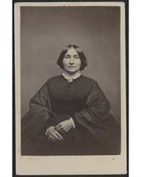 Unidentified Woman, Possibly a Nurse, Du... by Child, G. W.