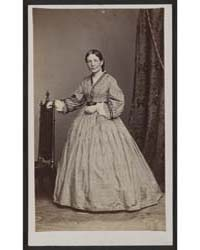 Unidentified Woman, Possibly a Nurse, Du... by Library of Congress