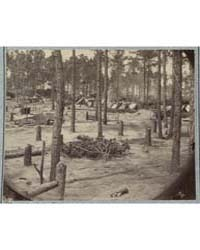 Camp of Union Soldiers on the Line in Fr... by O'Sullivan, Timothy H.