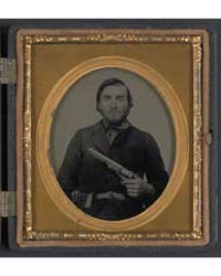 Unidentified Soldier in Confederate Unif... by Rees, Charles R