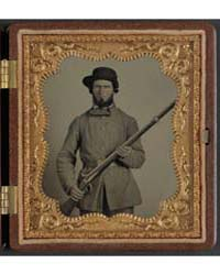 Unidentified Soldier in Western Confeder... by Rees, Charles R.
