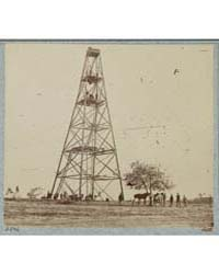 Signal Tower, Photograph Number 33158V by Library of Congress