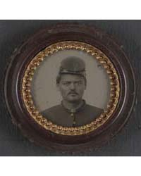 Unidentified Soldier in Union Uniform, P... by Library of Congress
