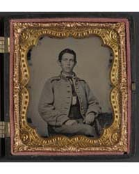 Unidentified Young Soldier in Confederat... by Library of Congress