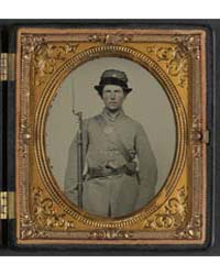 Unidentified Soldier in New Hampshire Un... by Library of Congress
