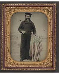 Unidentified Sailor in Union Uniform at ... by Library of Congress