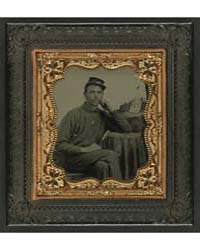 Unidentified Soldier in Union Uniform Ne... by Library of Congress