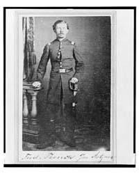 Captain Frederick Ned Trenk Trenck, Unio... by Schleier, T. M.