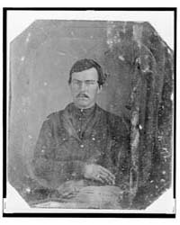 Unidentified Union Officer, Half-length ... by Library of Congress