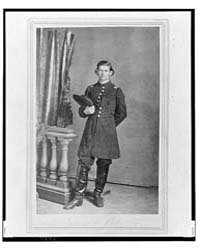 2Nd Lieutenant Albert Sidney Smith, Unio... by E. & J. Bruening