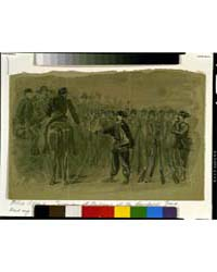 Surrender of the Revolumeting Garibaldi ... by Waud, Alfred R.
