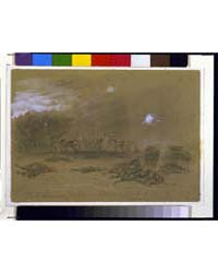Confederates Advancing to the Capture of... by Waud, Alfred R.
