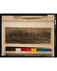 Dragging Artillery Through the Mud, Phot... by Waud, Alfred R.