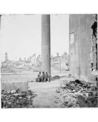 Charleston, S.C. View of Ruined Building... by Barnard, George N.