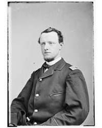 Capt. A.M. Randol, 1St U.S. Artillery. C... by Library of Congress