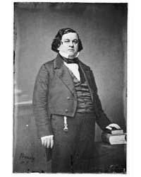 Hon. Howell Cobb C.S.A., Photograph Numb... by Library of Congress