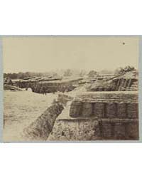 Siege of Yorktown. Federal Battery Numbe... by Wood & Gibson