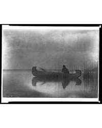 Kutenai Duck Hunter by Curtis, Edward S.