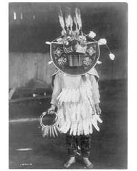 Masked Dancer--cowichan by Curtis, Edward S.