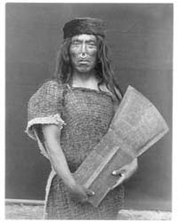 Nakoaktok Chief and Copper by Curtis, Edward S.