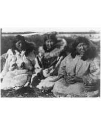 Selawik Women by Curtis, Edward S.