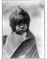 Chemehuevi Boy, Arizona by Curtis, Edward S.