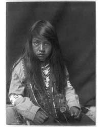 Yakima Boy by Curtis, Edward S.