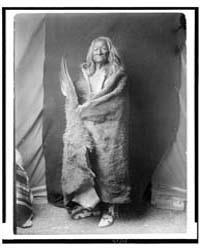 Black Eagle--assiniboin by Curtis, Edward S.