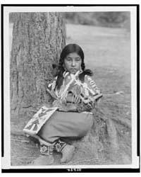Umatilla Child by Curtis, Edward S.