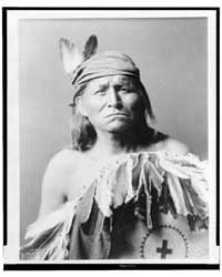 Apache Yenin Guy by Curtis, Edward S.