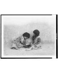 Moki Melon Eaters by Curtis, Edward S.
