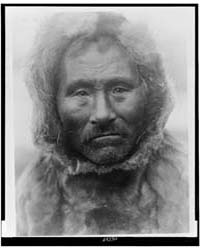 Noatak Man by Curtis, Edward S.