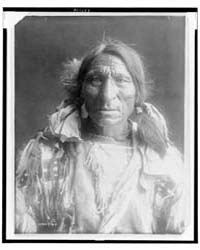 Elk Boy--oglala by Curtis, Edward S.