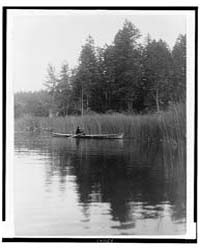 On Quamichan Lake by Curtis, Edward S.