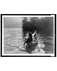 Into the Shadow--clayoquot by Curtis, Edward S.