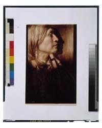 Vash Gon--jicarilla by Curtis, Edward S.