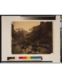 Group of Navahos in Tesakod Canyon by Curtis, Edward S.
