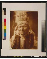 Yellow Bull--nez Percé by Curtis, Edward S.