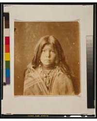 Chideh--apache by Curtis, Edward S.
