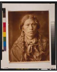 Chief Garfield--jicarilla by Curtis, Edward S.