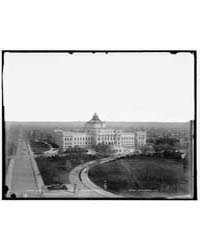 Library of Congress from Capitol Dome, W... by Jackson, William Henry