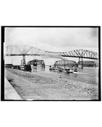 Levee Below the Bridge, The, Photograph ... by Library of Congress