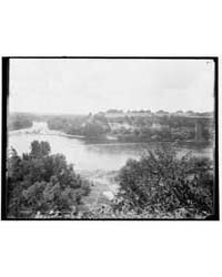 Fort Snelling from Across the River, Pho... by Library of Congress