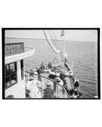 On Deck of P. & O. Steamer Between Cuba ... by Library of Congress