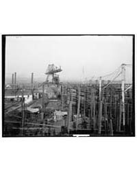 Cramp's Ship Yard, Philadelphia, from De... by Library of Congress