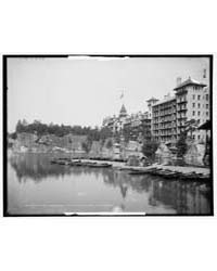 The Boat Landing and Main Entrance, Lake... by Library of Congress