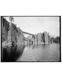 Passaic Falls, Photograph 4A07260V by Library of Congress
