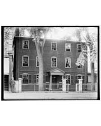 Longfellow's Home, Portland, Me., Photog... by Library of Congress